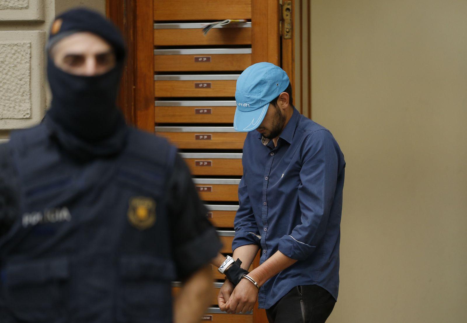 Spanien/ Verdächtige