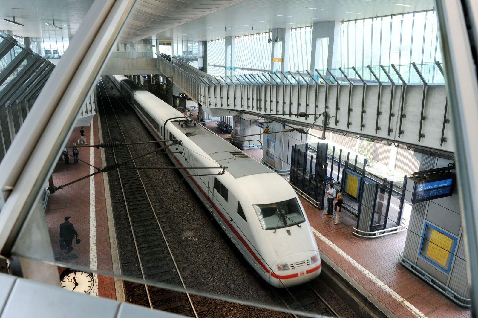 Fernbahnhof Kassel - Wilhelmshöhe