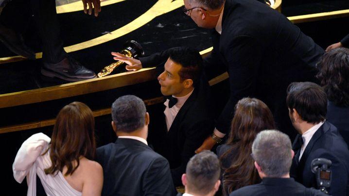 Rami Malek: Der etwas andere Freudentaumel