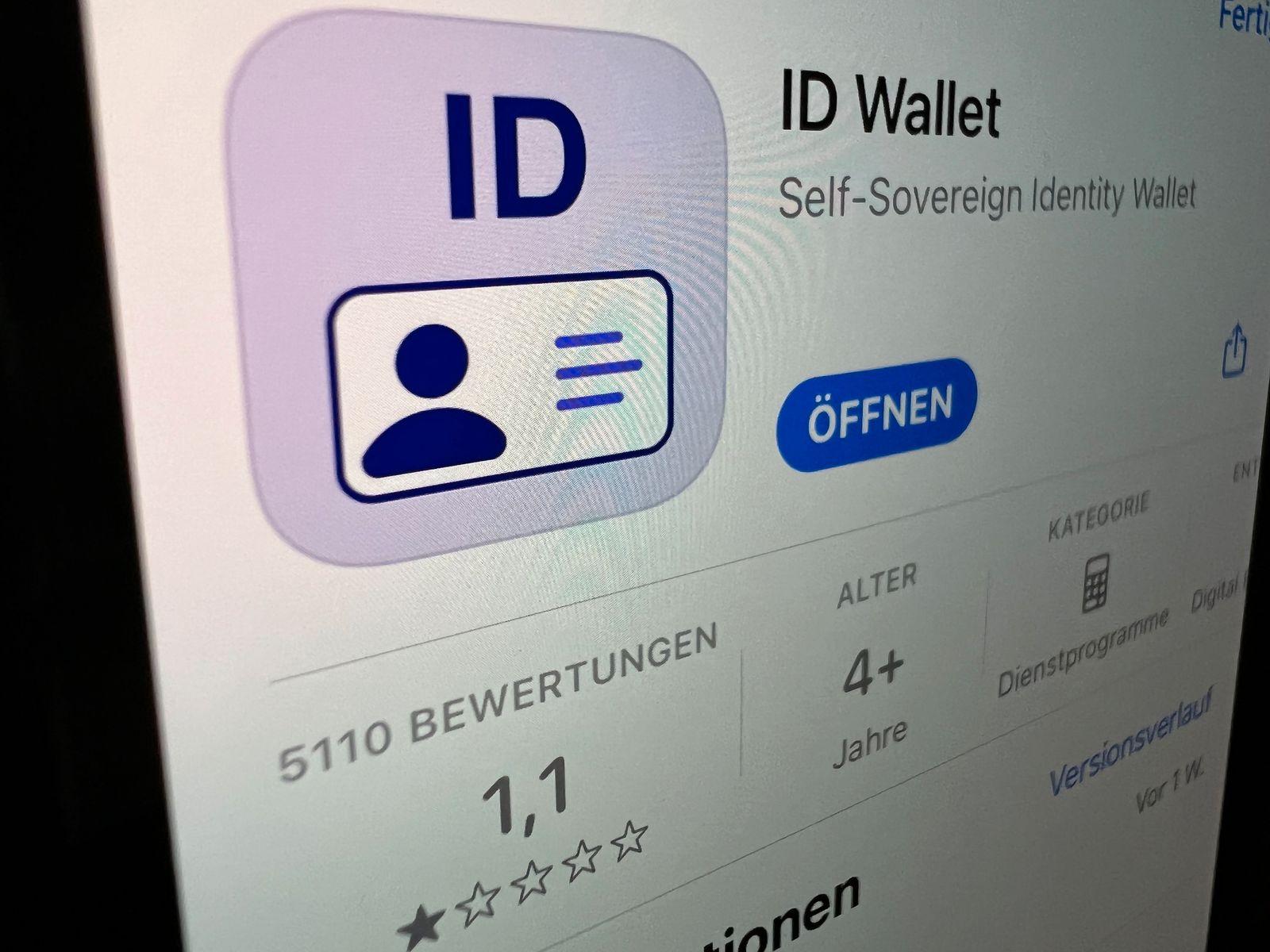 Digitaler Führerschein gestoppt