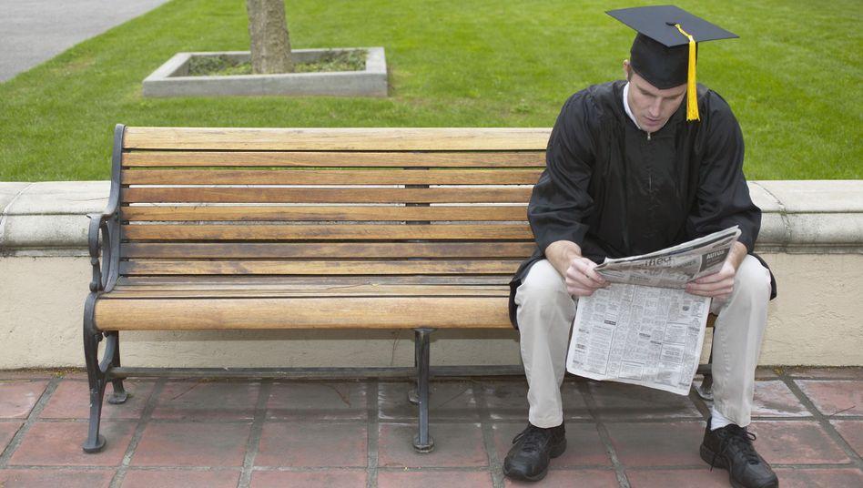 Das große Suchen nach dem Abschluss: Traumjob, wo bist du nur?