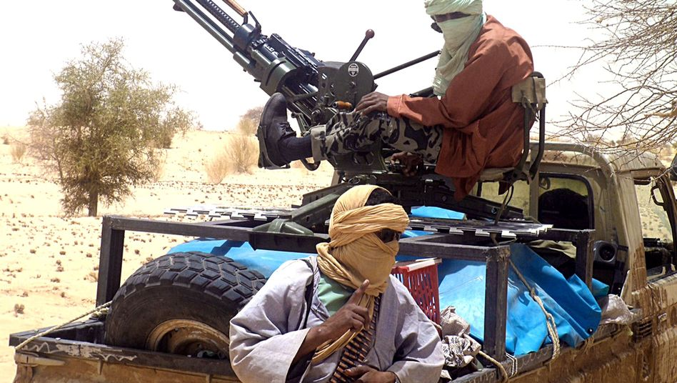 Al-Qaida-Kämpfer nahe Timbuktu: Lösegeldforderungen an EU-Staaten