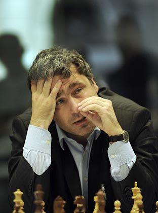 International chess player, Vasili Ivanchuk.