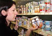 Lebensmittel im Supermarkt: Allergieauslöser schwer dingfest zu machen