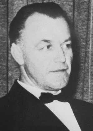 Investigators are closing in on Nazi war criminal Aribert Heim, shown here in an undated archive photo.