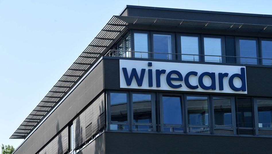 Wirecard-Zentrale in Aschheim: Insider-Verdacht beim Zahlungsdienstleister