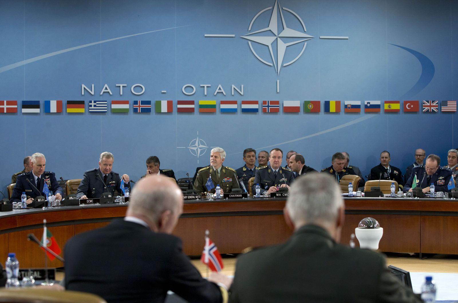 Belgium/ NATO Defense