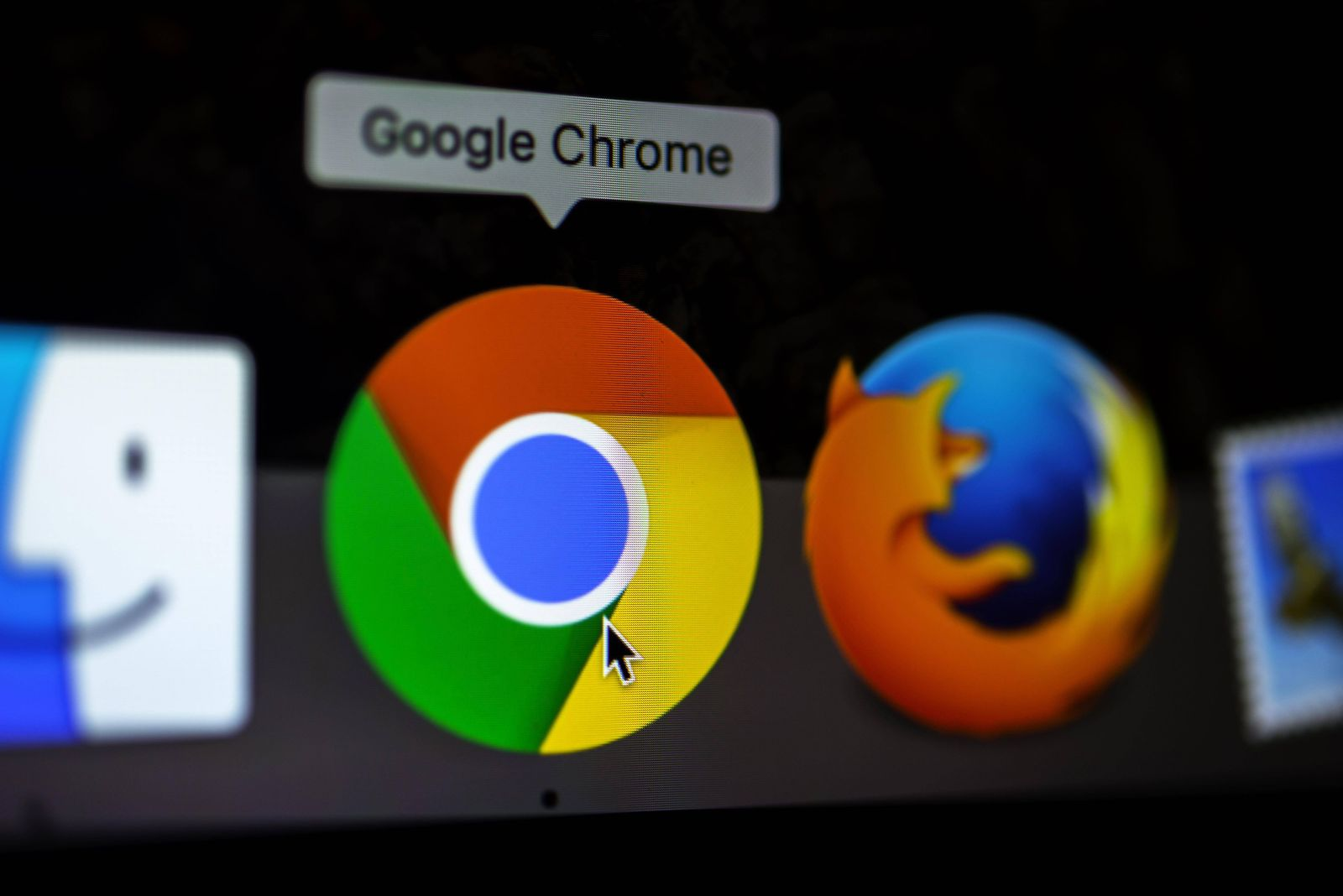 EINMALIGE VERWENDUNG Icon, Logo, Google Chrome