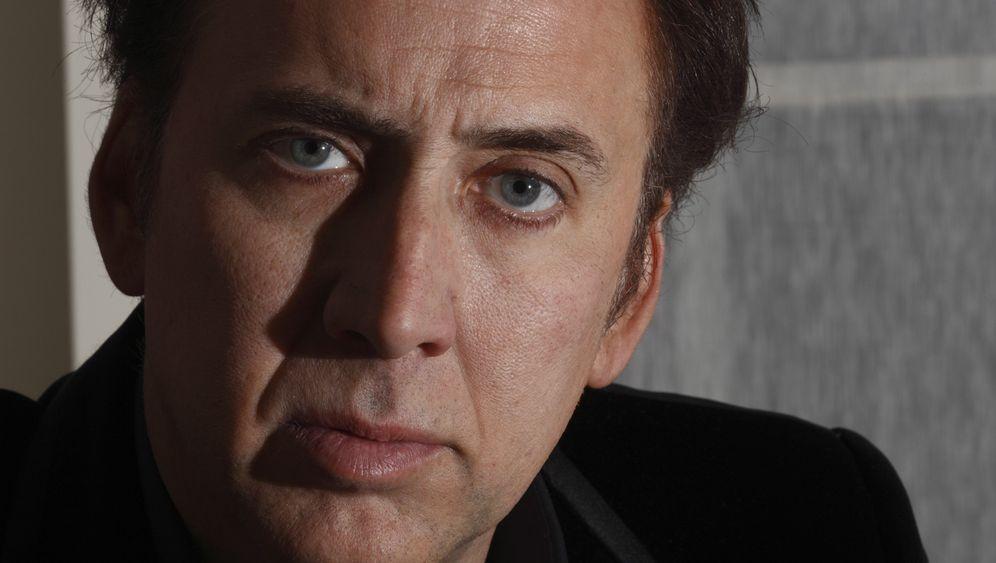 US-Schauspieler: Nicolas Cage gibt Dino-Schädel zurück