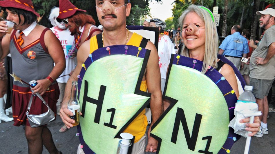 H1N1: Alles nur Klamauk?