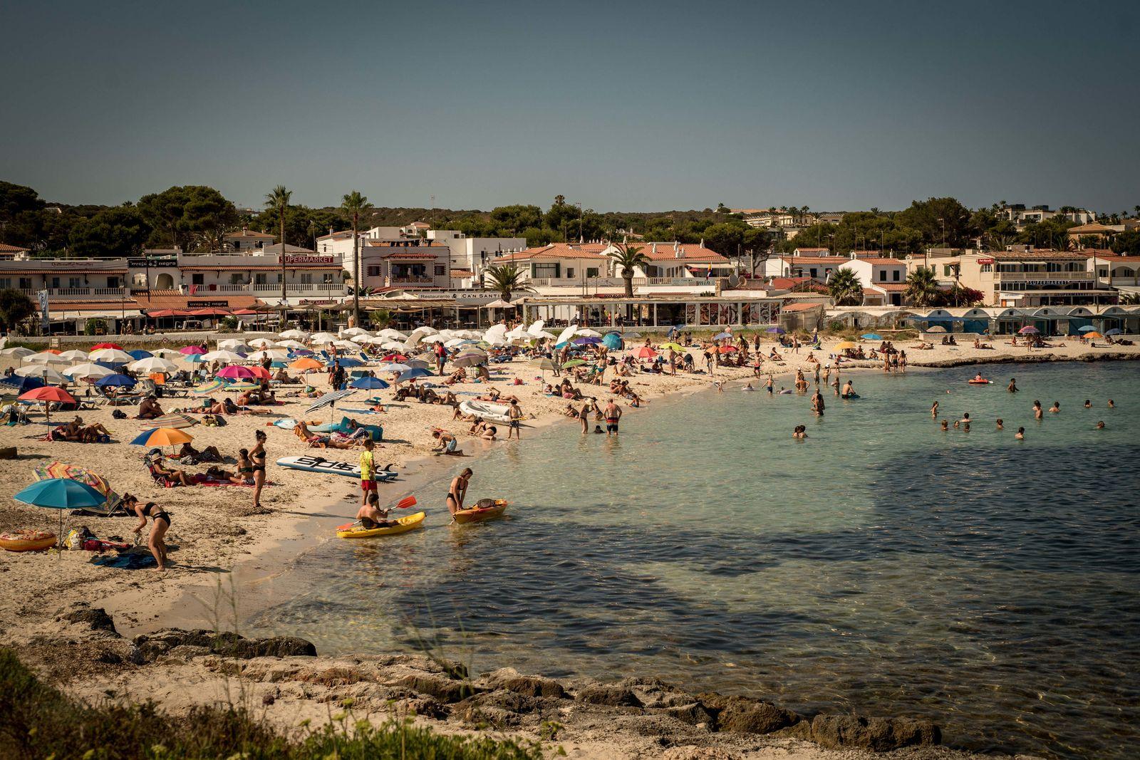 Tourismus auf den Balearen