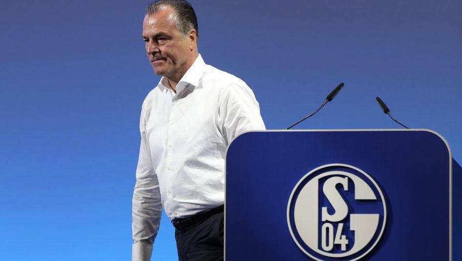 Abgang: Clemens Tönnies verlässt Schalke 04 nach 26 Jahren