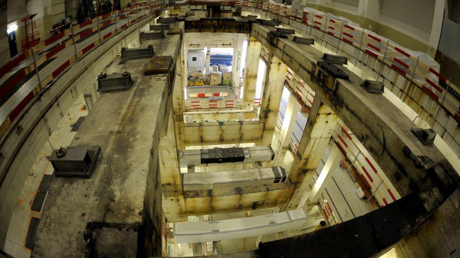 AKW Obrigheim (Archivbild): Atommüll-Export als Option angedacht