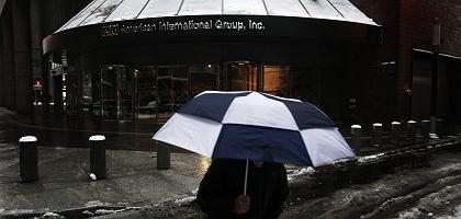 US-Versicherer AIG: Knapp hundert Milliarden Minus im vergangenen Jahr