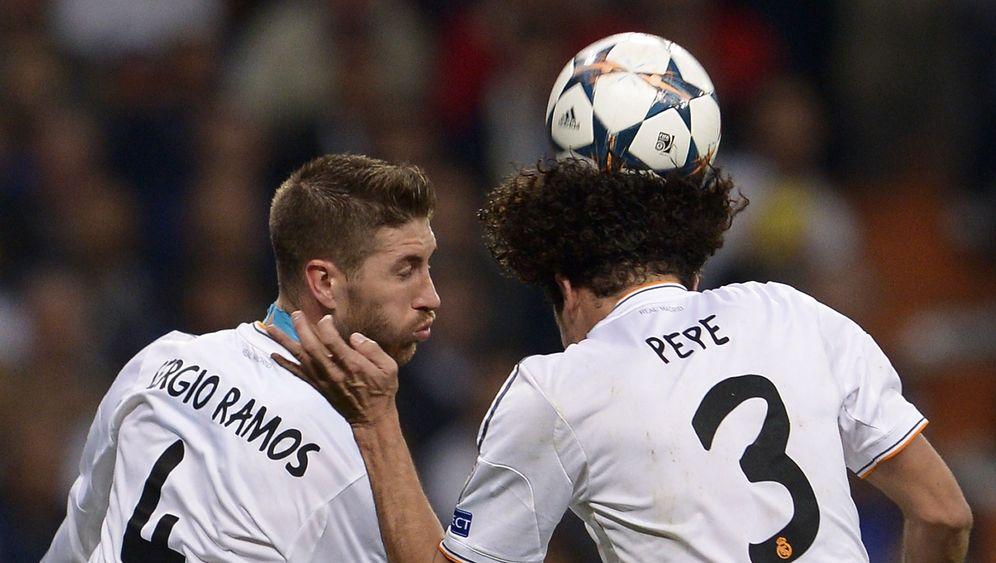 Pepe und Sergio Ramos: Die Krieger