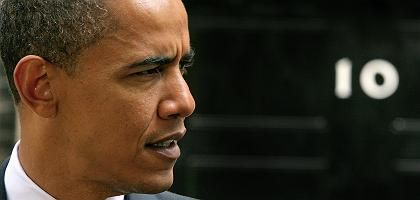 Wahlkämpfer Obama in London: Ungewöhnliche Fragen und Einblicke