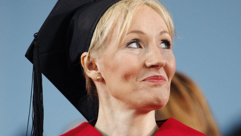 Joanne K. Rowling: Kann das mit rechten Dingen zugehen?