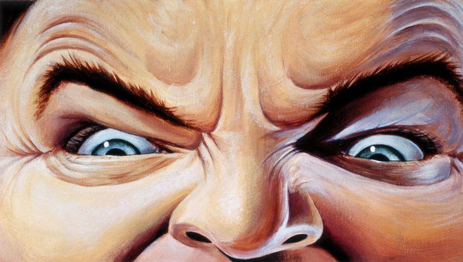 Den Emotionen freien Lauf lassen, führt häufig zu mehr Stress - sie komplett zu unterdrücken auch