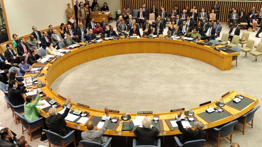 Unwillige im Sicherheitsrat: Kein Ja, kein Nein