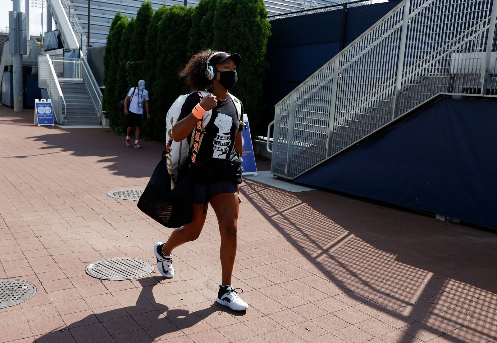 Western and Southern Open in USA, New York - 27 Aug 2020