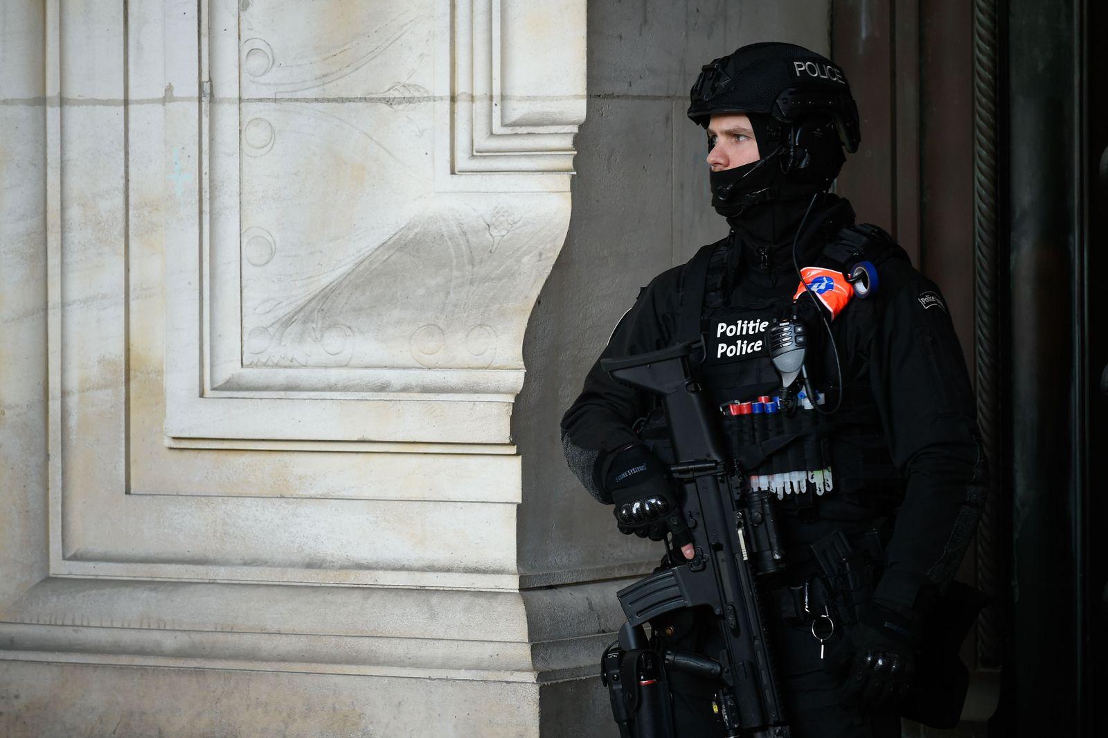 BELGIUM-FRANCE-ATTACK-MUSEUM-TRIAL