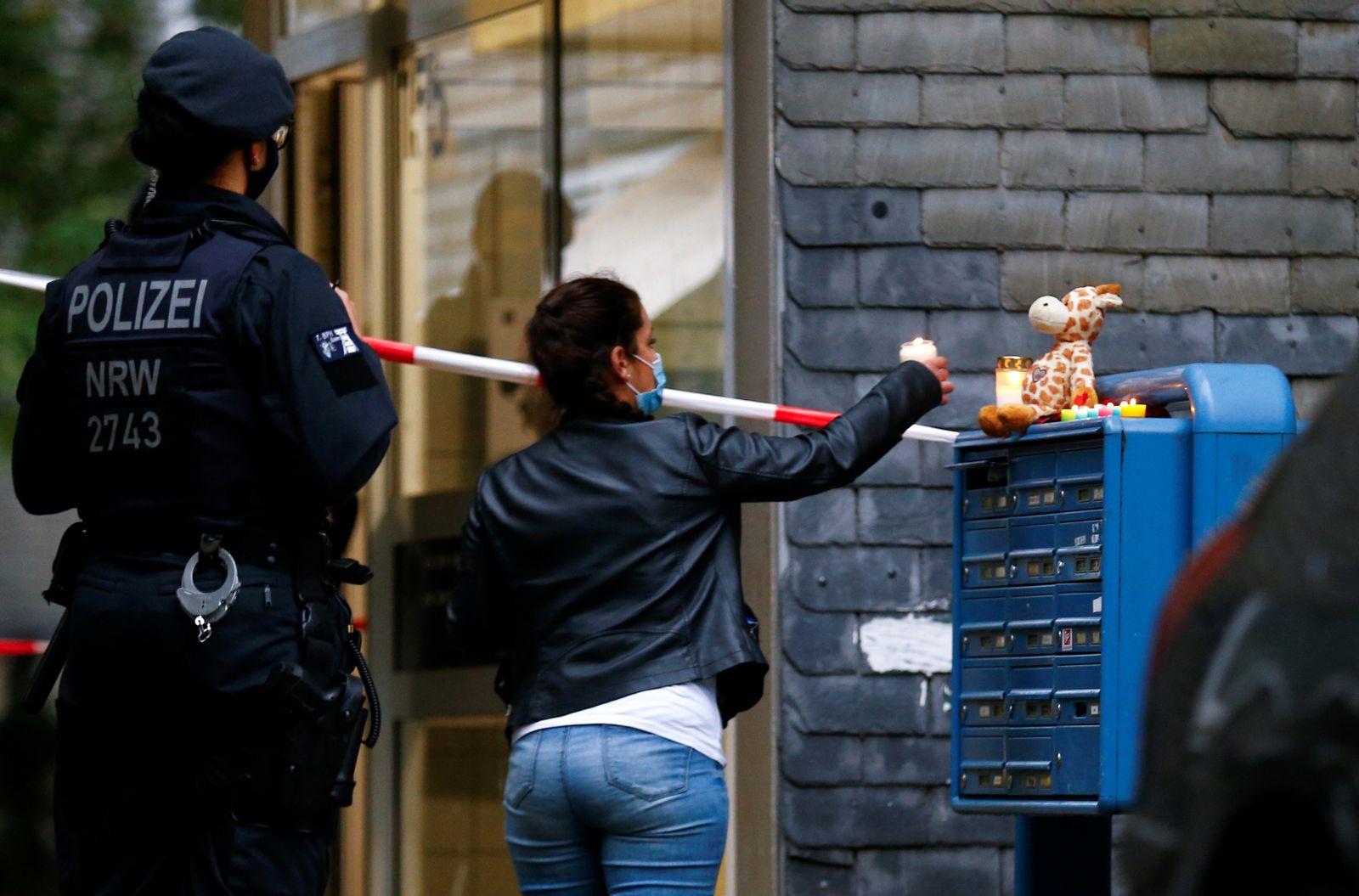 Police finds bodies of five children in Solingen