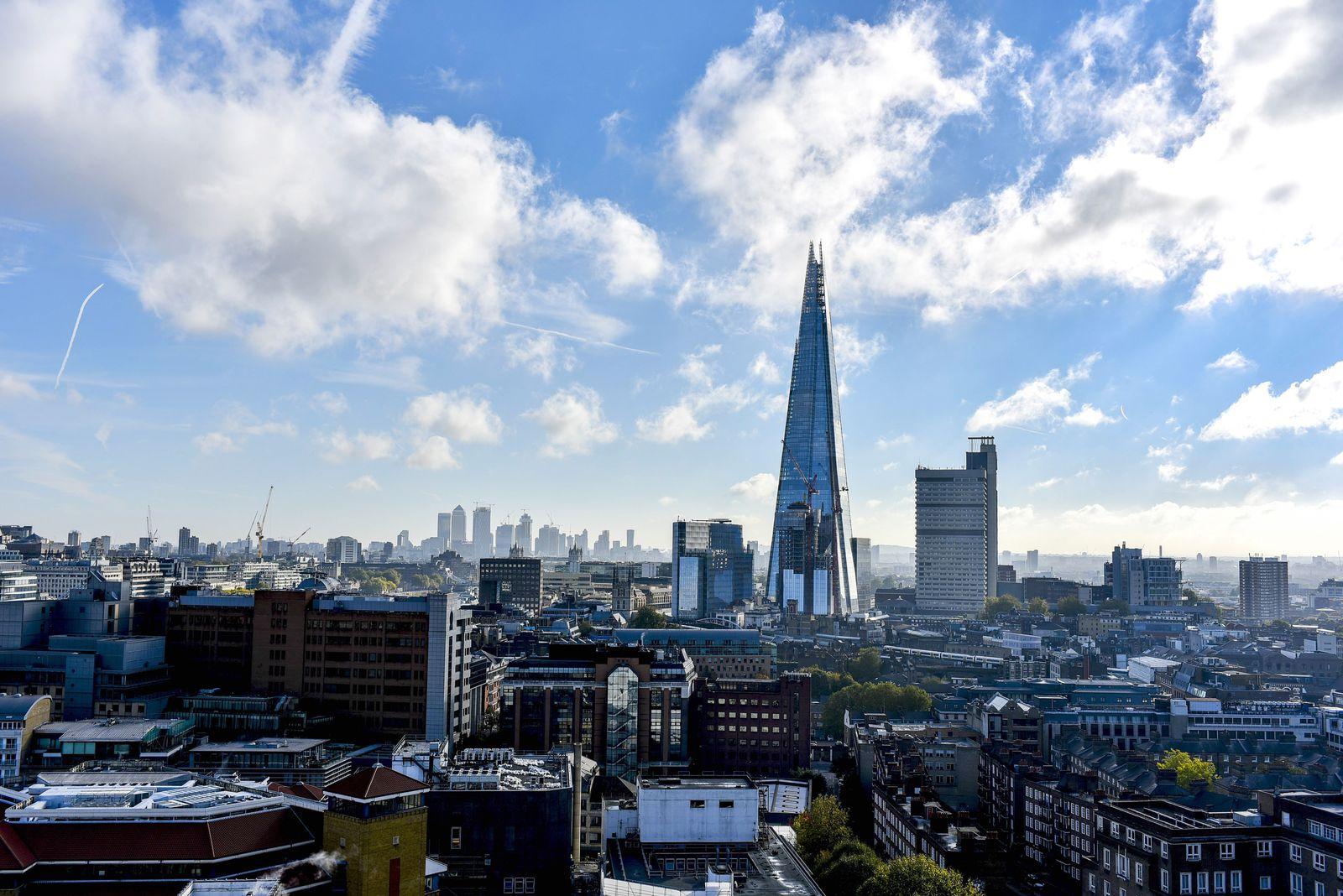 EINMALIGE VERWENDUNG London/ England/ Brexit