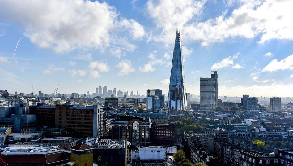 Stadtansicht London