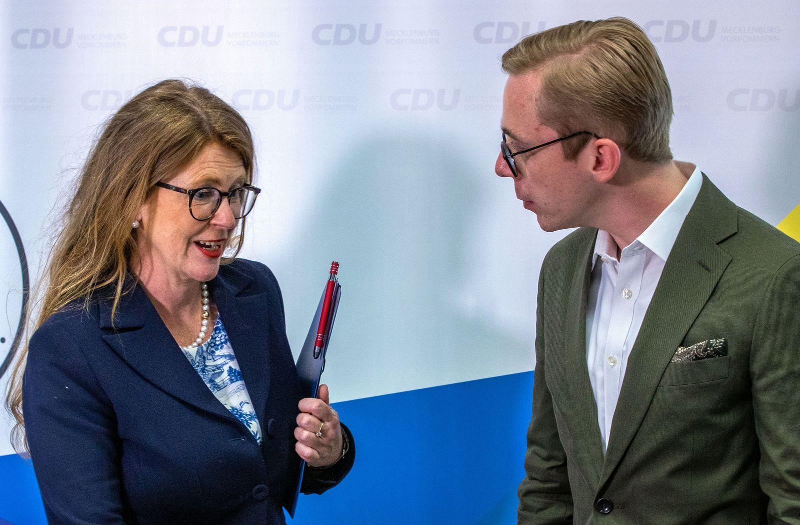 Justizministerin zieht Kandidatur für CDU-Vorsitz zurück
