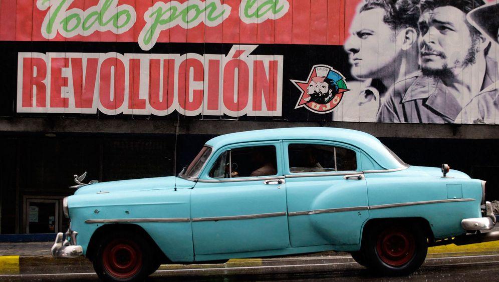 Kubas Vermächtnis: Zigarren, Oldtimer und Lebensmittelmarken
