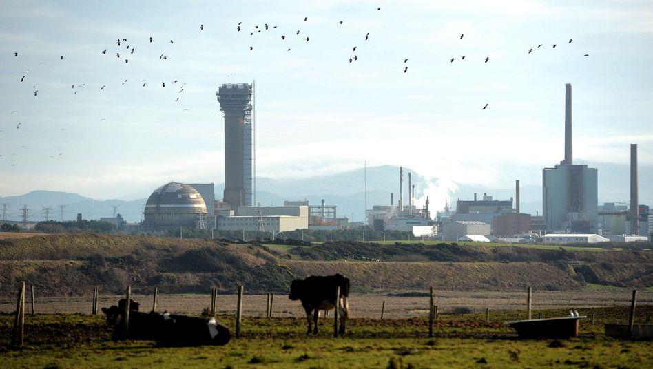 """Atomanlage in Sellafield: Männer haben sich """"in gefährdeten Gegend verdächtig verhalten"""""""