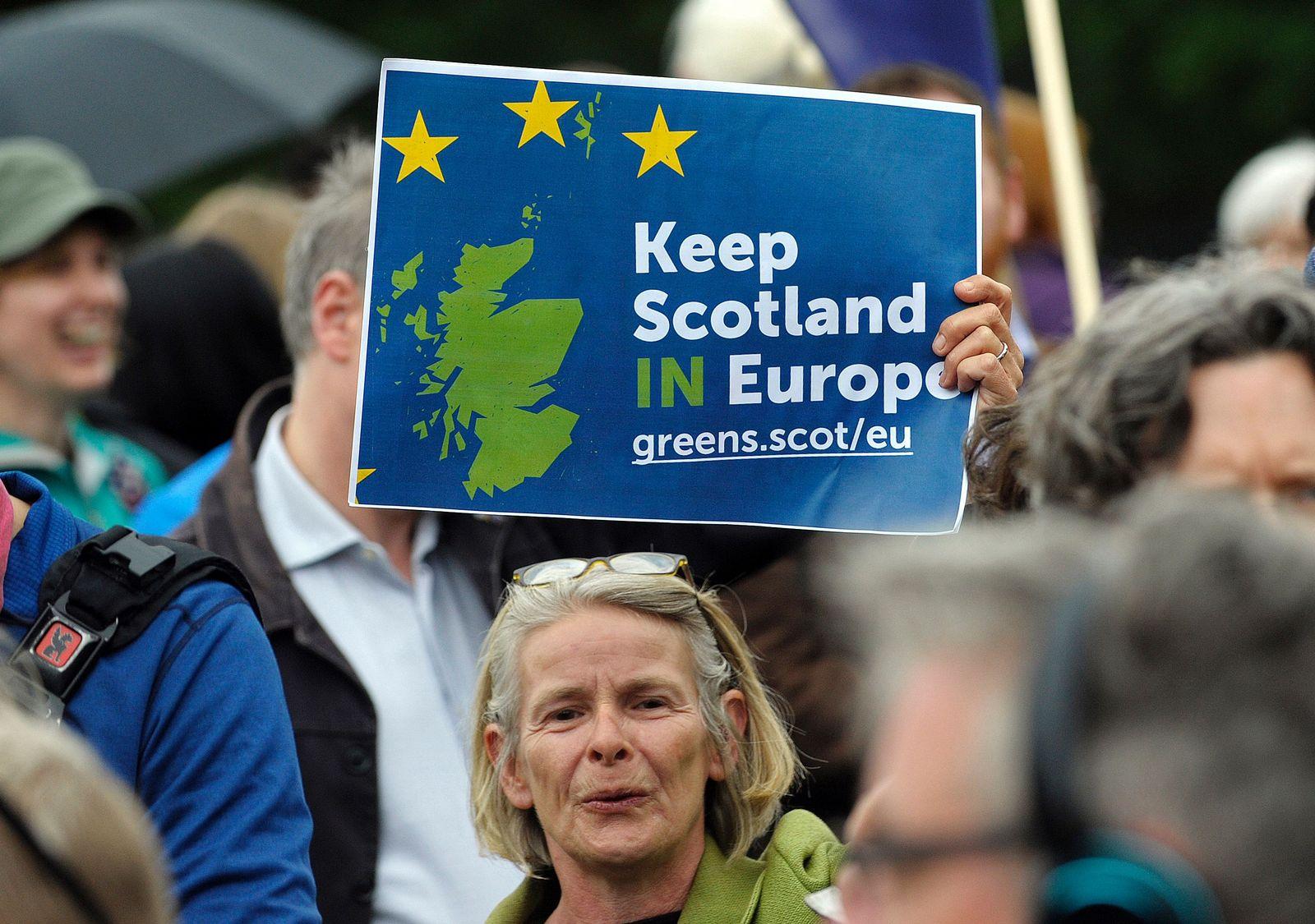 Schottland EU
