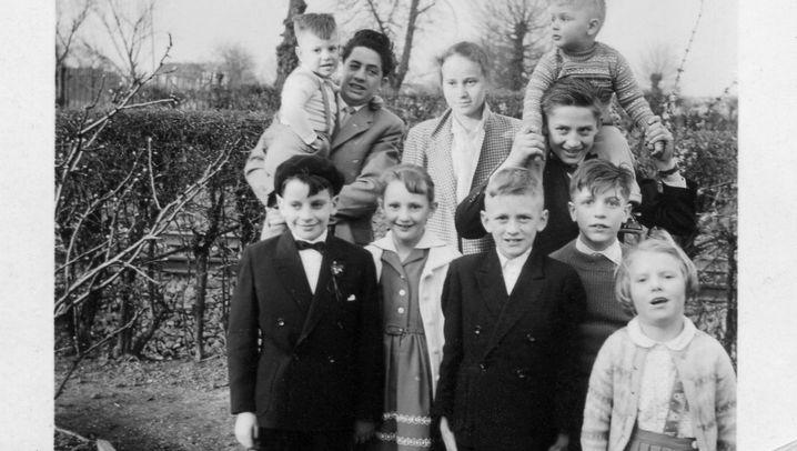 Der junge Martin Schulz: Kommunion, Fußball, Jusos
