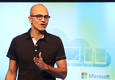 Microsoft-Chef: Satya Nadella
