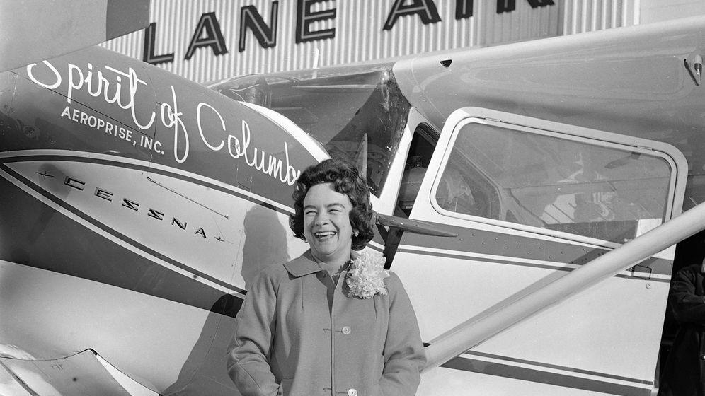 Geraldine Mock: Die Himmelsstürmerin - einmal um die ganze Welt