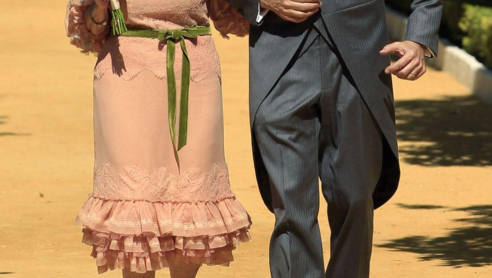 Herzogin von Alba: Hochzeit wider aller Willen