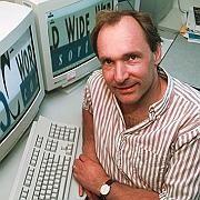 Tim Berners-Lee: Mit seiner Erfindung des WWW-Protokolls begann die Popularisierung und Kommerzialisierung des Internet