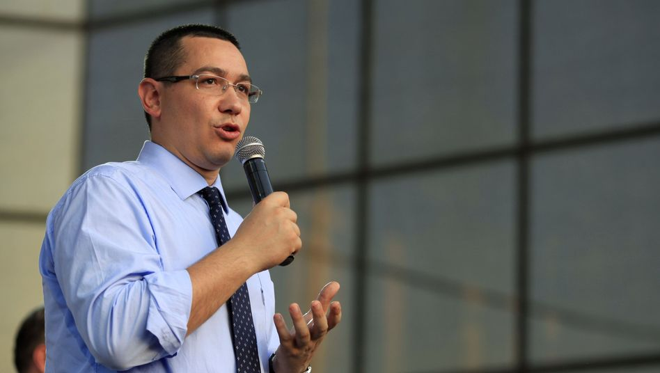 """Romanian Prime Minister Victor Ponta: """"I promise that you need not worry."""""""