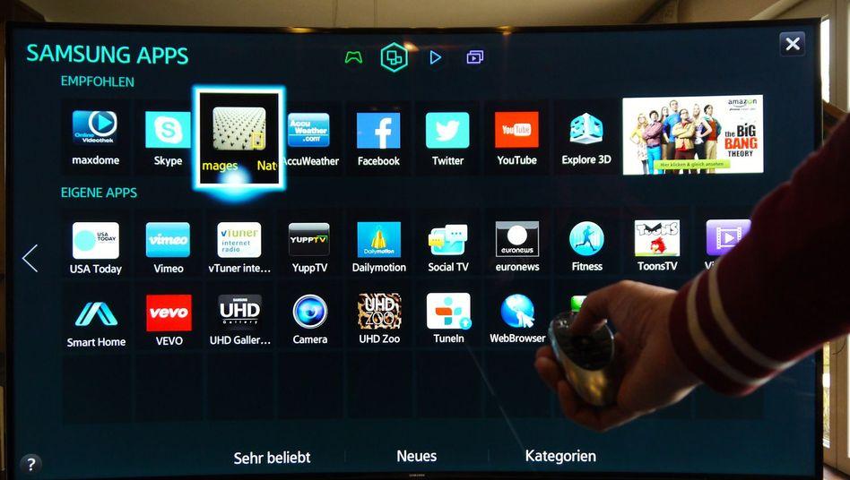 Samsung Smart TV: Verbraucherschützer fordern besseren Datenschutz