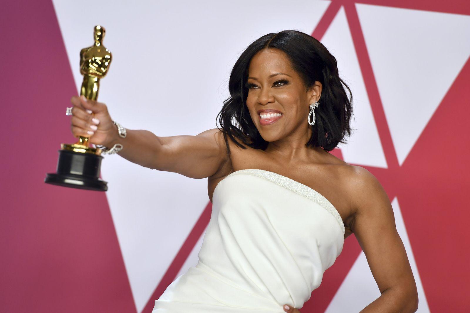 Oscars/ Regina King