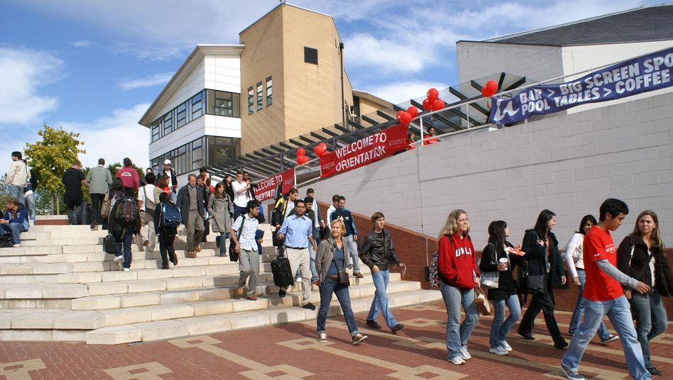 Aufnahmetest bestanden: Internationale Studenten und ihre Tutoren an der Warwick-Uni