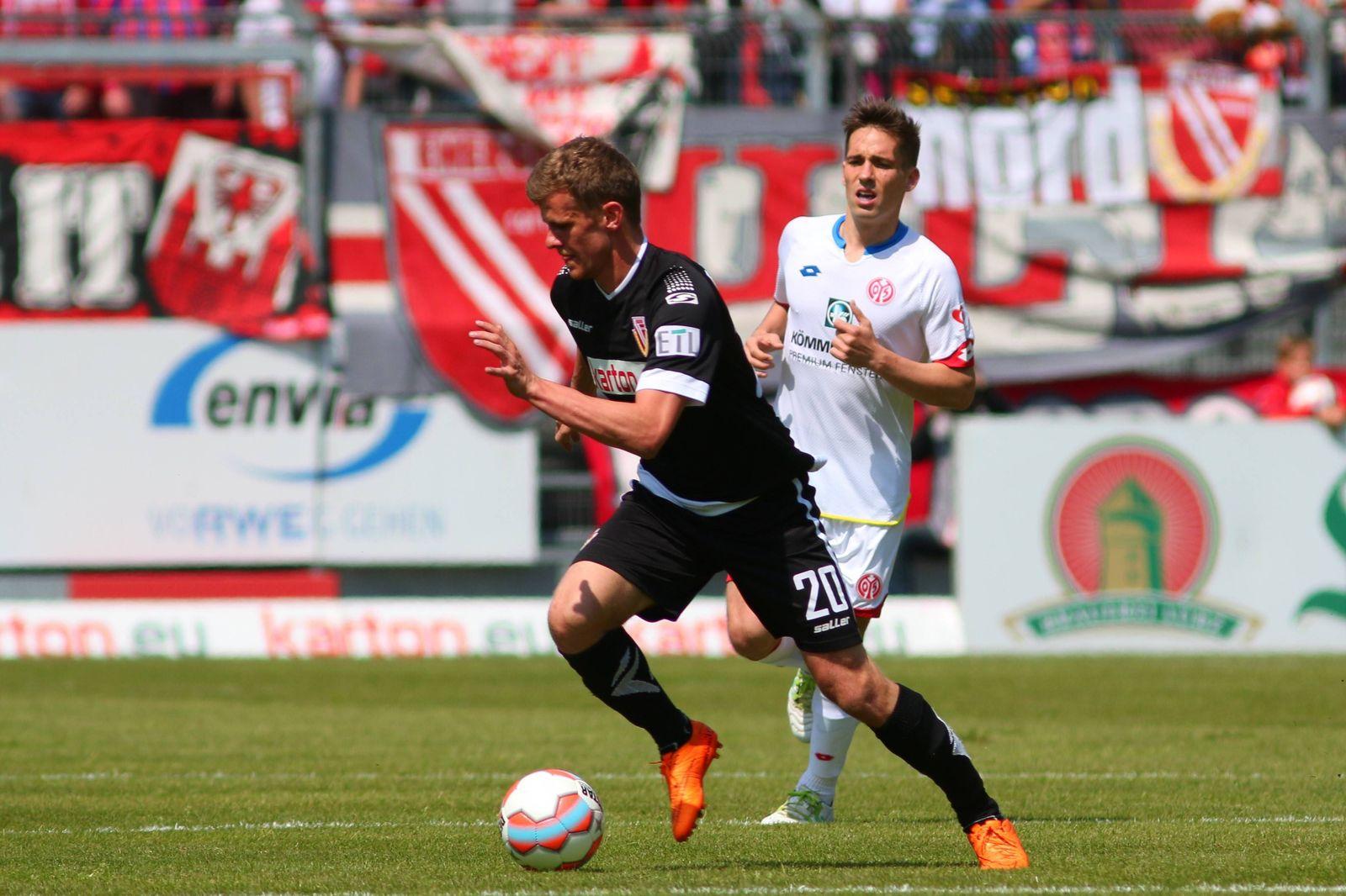 EINMALIGE VERWENDUNG FC Energie Cottbus/ FSV Mainz 05