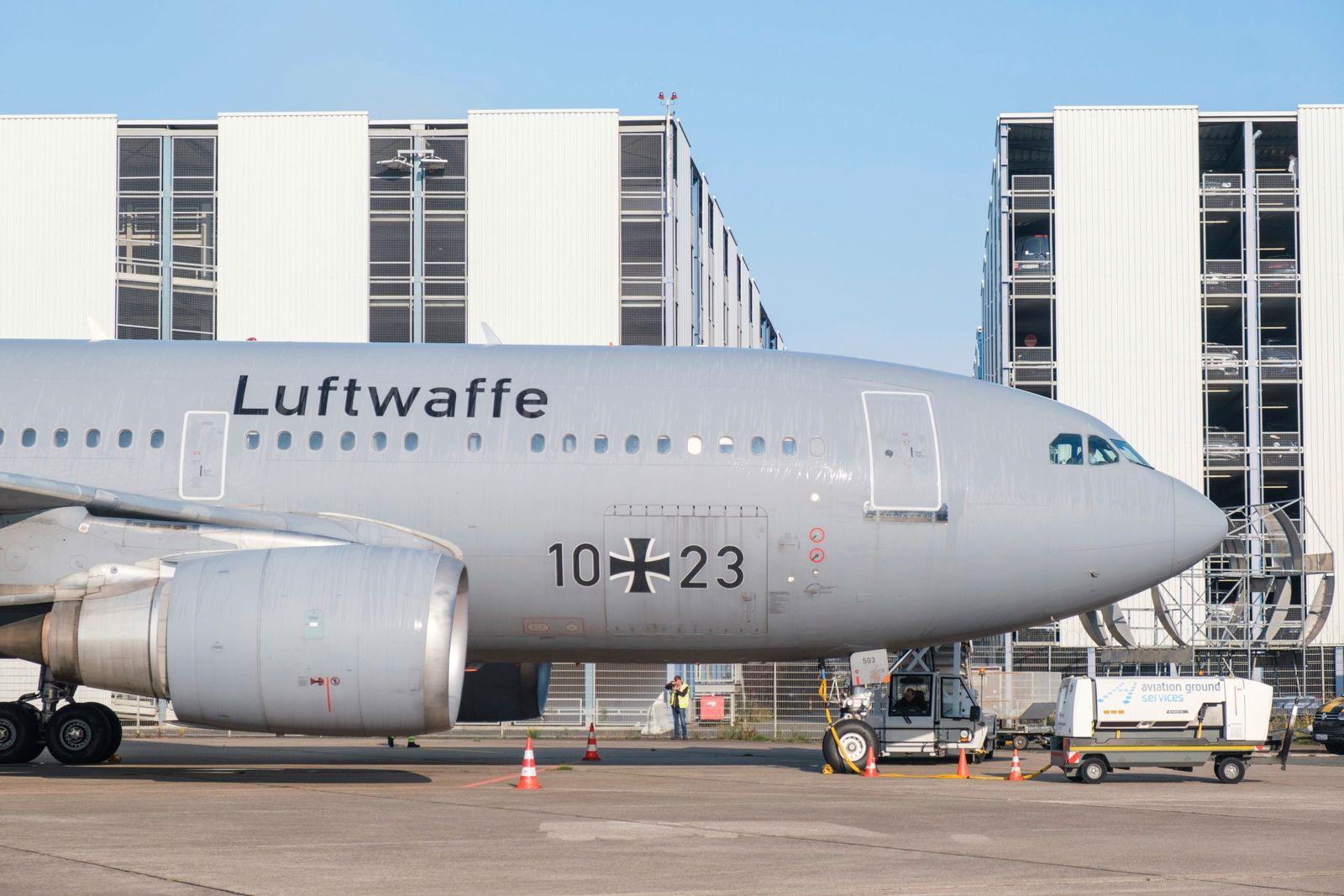 Serengeti-Park übernimmt Airbus der Luftwaffe
