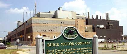 """Buick City"" Flint: Sinnbild für den Niedergang der US-Automobilindustrie"