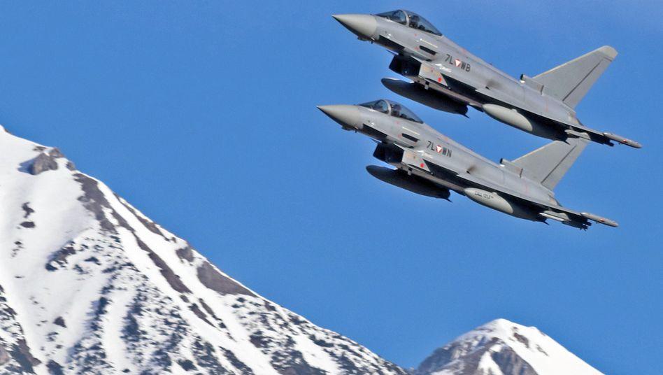 Österreichische Eurofighter: Verhängnisvoller Deal