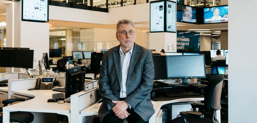"""Washington Post Editor Martin Baron: """"We Had To Be Much More Forthright about Trump"""""""