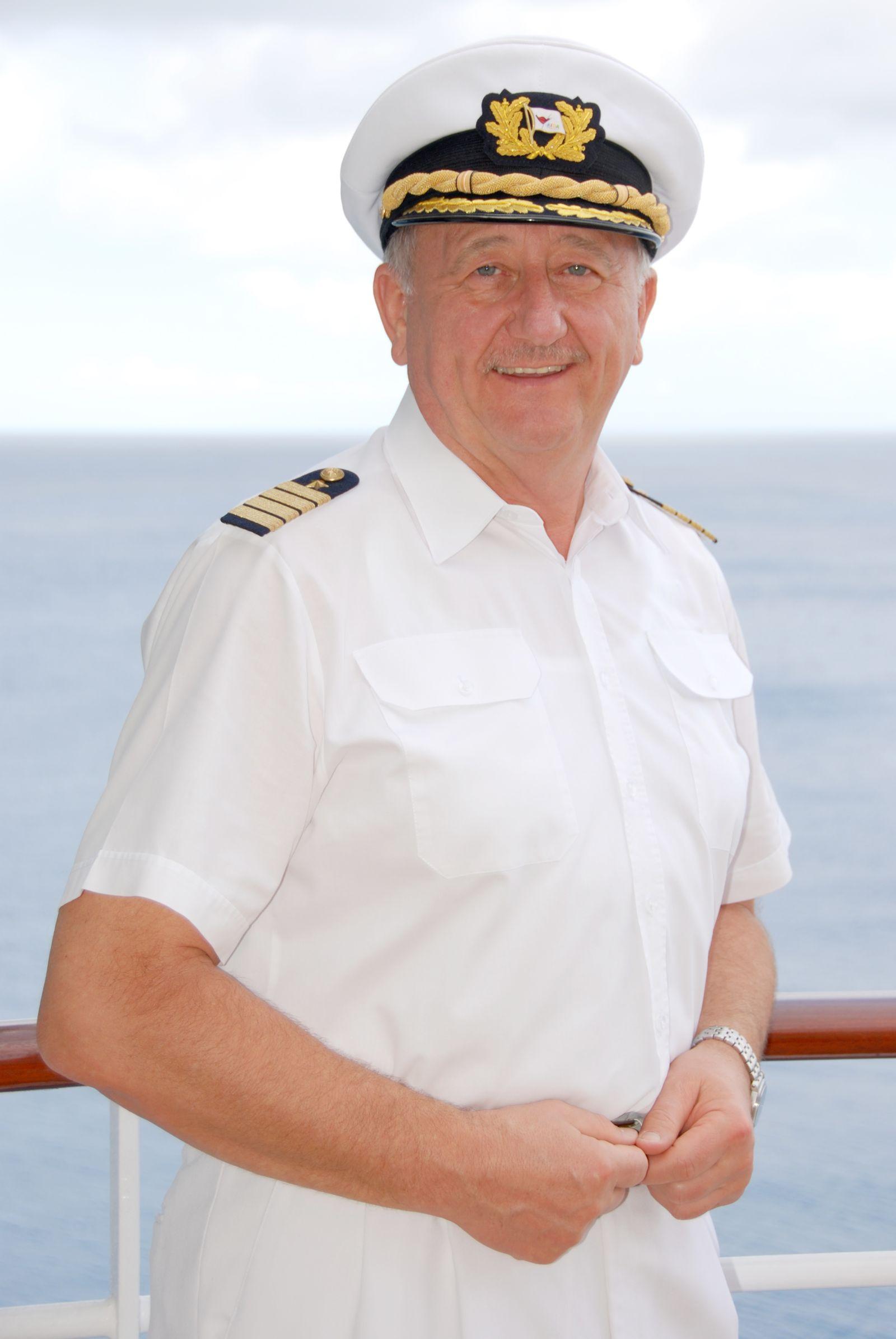 Kapitän Friedhold Hoppert