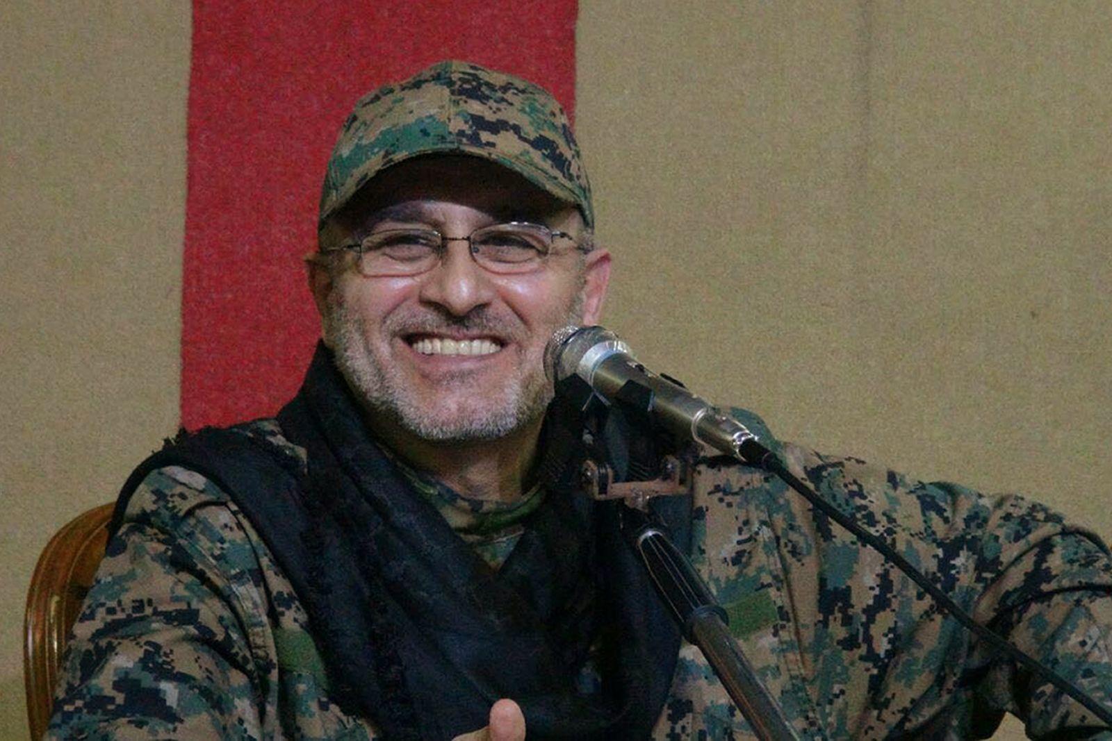EINMALIGE VERWENDUNG Mustafa Badreddine/ Lebanon Hezbollah