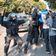 Polizei geht mit Schlagstöcken gegen Anti-IAA-Demonstranten vor