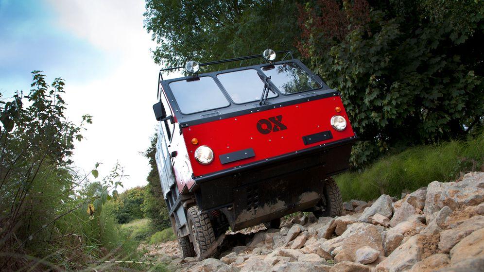 Lowtech-Transporter Ox: Ein Laster für alle